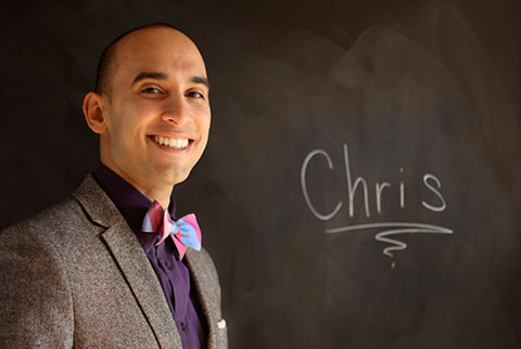 Chris Soto : Founding Director