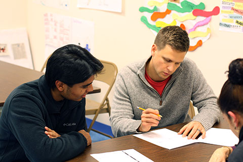 "Volunteering at Higher Edge is one of the most worthwhile things I have ever done."" - Andrew H."