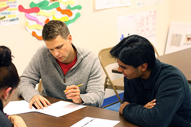"""Volunteering at Higher Edge is one of the most worthwhile things I have ever done."""" - Andrew H."""