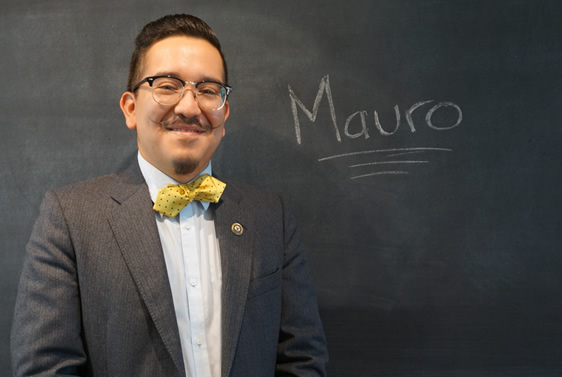 Mauro Diaz-Hernandez : College Access Program Manager